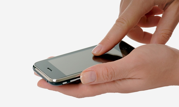 We Can Fix It - Roswell Location: Screen Repair for iPhone 3G, 3GS, 4, 4S, or 5 with Screen Protector from We Can Fix It (Up to 54% Off)