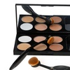 DGC Conceal and Contour Palette with Oval Application Brush