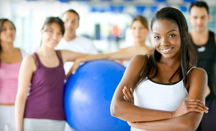 10 or 20 Gym Passes Including Fitness Classes at Anytime Fitness (Up to 83% Off)