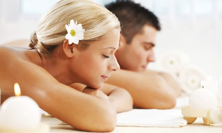 Choice of Relaxation or Couples Massage with Heated Table at Angel Beauty and Health Spa