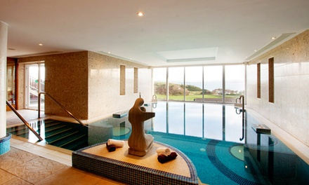 Co. Donegal: 2 or 3 Nights For Two With Breakfast and Bubbly at the 4* Shandon Hotel & Spa