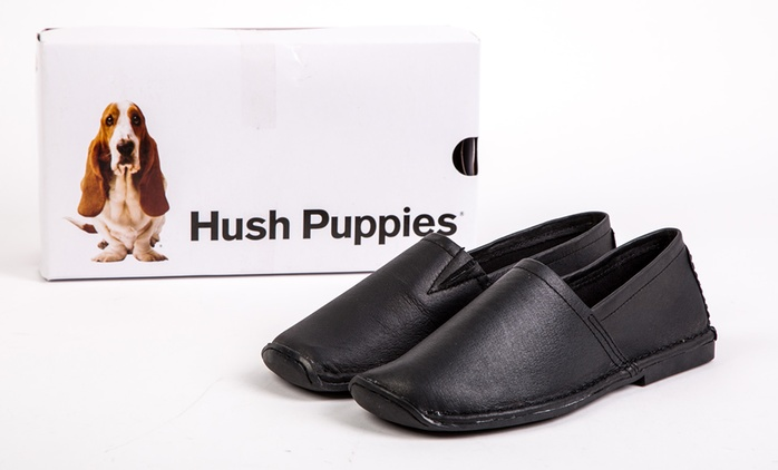 Hush Puppies Leather Shoes for £14.99