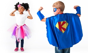 SuperflyKids: Custom Superhero Cape, Tutu, or Superhero Costume from SuperflyKids (Up to 52% Off)