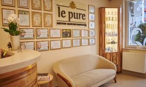 Instytut Medycyny Estetycznej Le Pure: Eksfoliacja wybranym kwasem od 79,99 zł w Instytucie Medycyny Estetycznej Le Pure