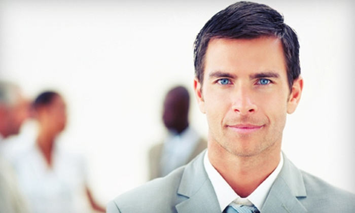 Embassy Studios - Near North Side: $99 for a Six-Week Laser Hair-Restoration Treatment at Embassy Studios ($900 Value)