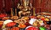QILA RESTAURANT - Sarcelles: Saveurs indo-pakistannaises en 3 services pour 2 ou 4 personnes dès 19,99 € au Qila Restaurant Lounge