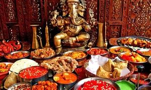 """QILA RESTAURANT: Menu indien """"Qila"""" avec entrée, plat et dessert pour 2 ou 4 personnes dès 29,90 € au Qila Restaurant"""