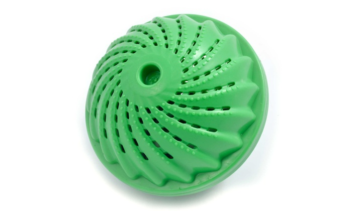 Green Wash Ball Detergent-Free Laundry Ball: Green Wash Ball Detergent-Free Laundry Ball