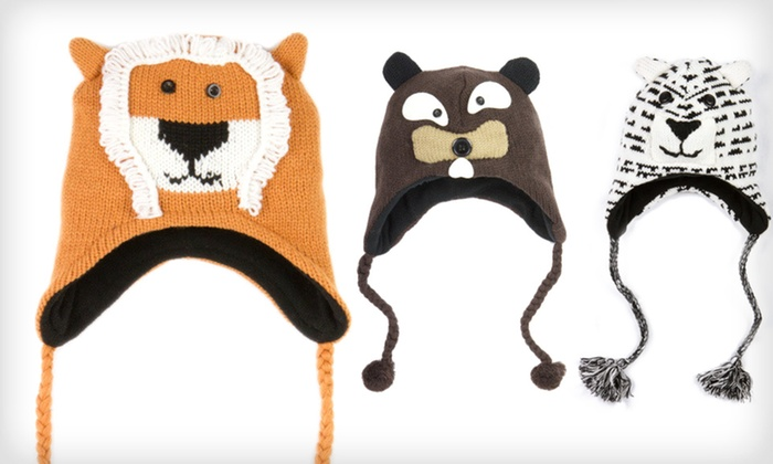 David & Young Critter Hats: $7.99 for a David & Young Critter Hat ($26 List Price). 11 Styles Available.