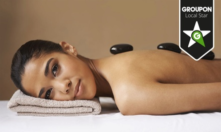 Personal Body — 3 localizações:massagem Hot & Cold ou Time for Energy para duas pessoas com acesso a spa desde 44,90€