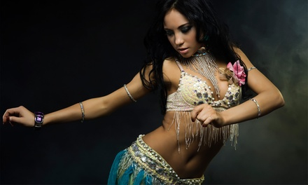 One or Six Beginners' Belly-Dancing Classes for Two or Six Classes for One at Lew-Ann Dance (Up to 55% Off)