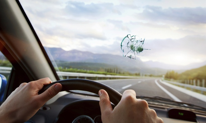 Cascade Auto Glass - Reno: $100 Toward Windshield Replacement or Insurance Deductible at Cascade Auto Glass (Up to 81% Off)