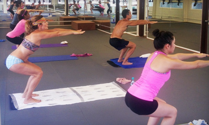 One WIth 8 - Kaimuki: 8 or 16 Yoga Classes at One With 8 (Up to 65% Off)