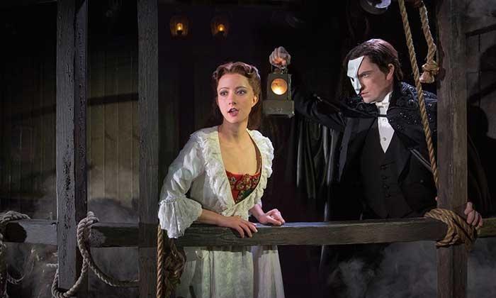 """Phantom of the Opera"" - Multiple Locations: ""The Phantom of the Opera"" (February 10–21)"