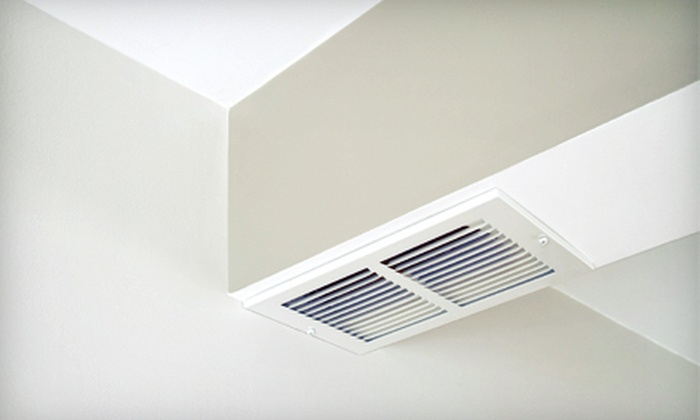 Pacific Breeze Air Duct Services - Sacramento: Air-Duct Cleaning with Optional Dryer-Vent Cleaning from Pacific Breeze Air Duct Services (Up to 74% Off)