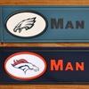 NFL Licensed Man-Cave Plaques