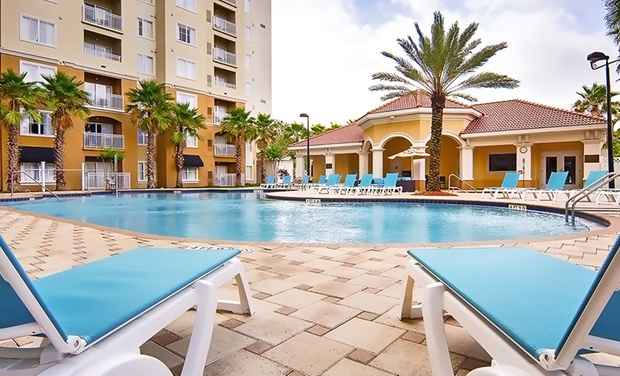 Upscale Orlando Hotel Near Top Theme Parks
