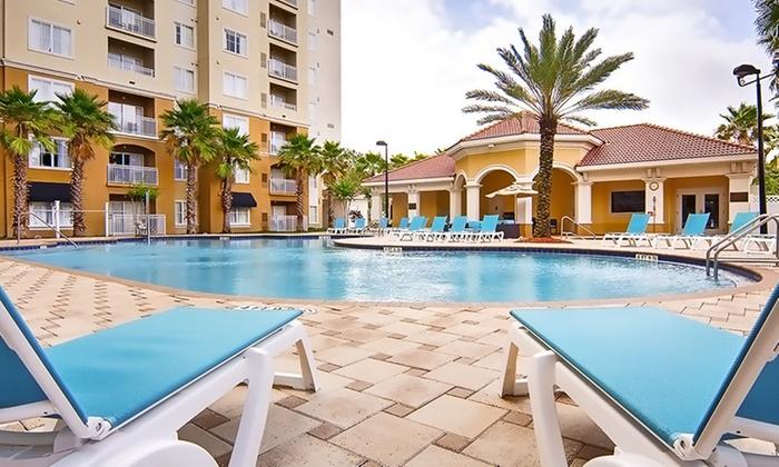 Upscale Orlando Hotel near Top Theme Parks