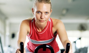 the gym, LLC: 10 or 20 Fitness Classes at the gym, LLC (Up to 66% Off)