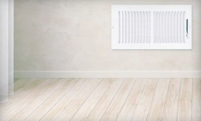 Eco Active Home Solutions - St Catharines-Niagara: Duct Cleaning or Duct and A/C Clean-Up for Up to 10 Ducts from Eco Active Home Solutions (60% Off)