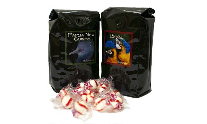 Camano Island Coffee Roasters: $24.99 for Holiday Coffee Gift Box from Camano Island Coffee Roasters ($37.99 Value)
