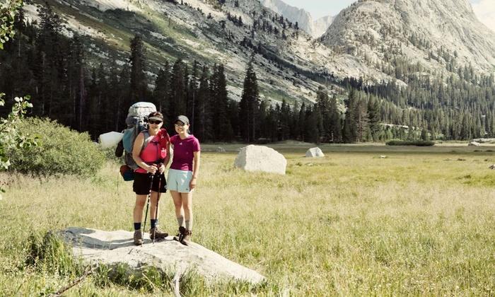 Trans-Sierra Club - Mt. Whitney: Eight-Night, 75-Mile Trans-Sierra Trek to Mt. Whitney from Trans-Sierra Club (43% Off)