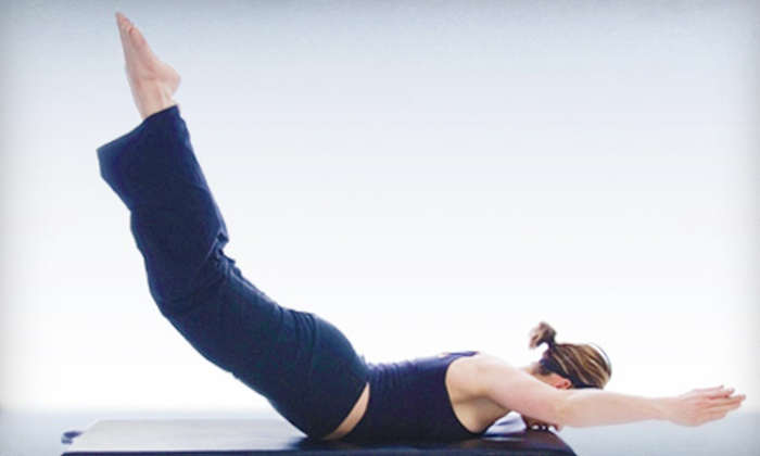 Pilates Road - Downers Grove: Three Mat or Reformer Classes at Pilates Road in Downers Grove (Up to 65% Off)