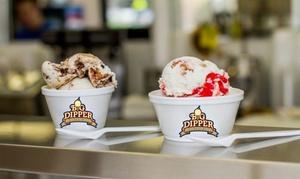 Big Dipper Ice Cream Shop: $15 for Three Groupons, Each Good for $10 Worth of Ice Cream at Big Dipper Ice Cream Shop ($30 Value)