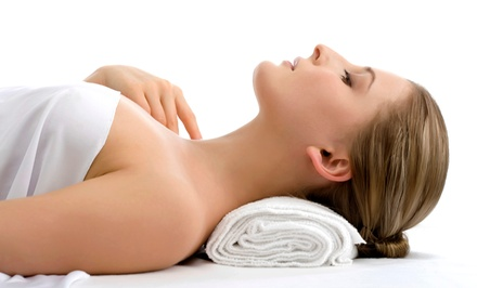 $79 for a 90-Minute Spa Package with Massage, Aromatherapy, and More at Alpine Therapeutic Massage & Spa ($175 Value)