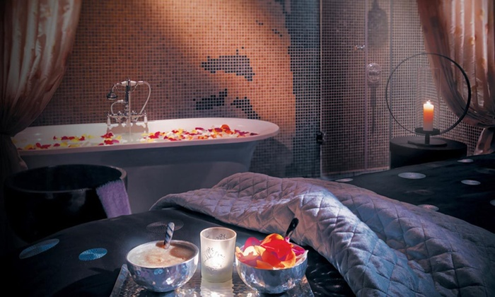 SpaTerre at Riviera Palm Springs - Palm Springs, CA: $189 for a Spa Day