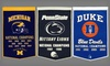 NCAA Vintage Dynasty Banner Flags: $49.99 for a NCAA Vintage Dynasty Wool Banner Flag ($79.99 List Price). 24 Teams Available. Free Shipping and Returns.