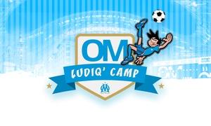 Monclub futbol: Stage multi-sports OM Ludiq'Camp d'1 semaine, repas et goûter compris à 269 € avec Monclub Futbol, 3 centres