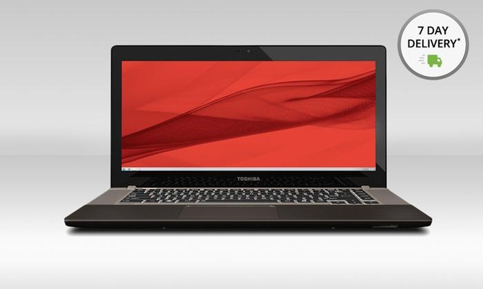 "Toshiba 14.4"" Widescreen Satellite Ultrabook: Toshiba 14.4"" Widescreen Satellite Ultrabook with a 256GB SSD (U845W-S4180). Free Returns."