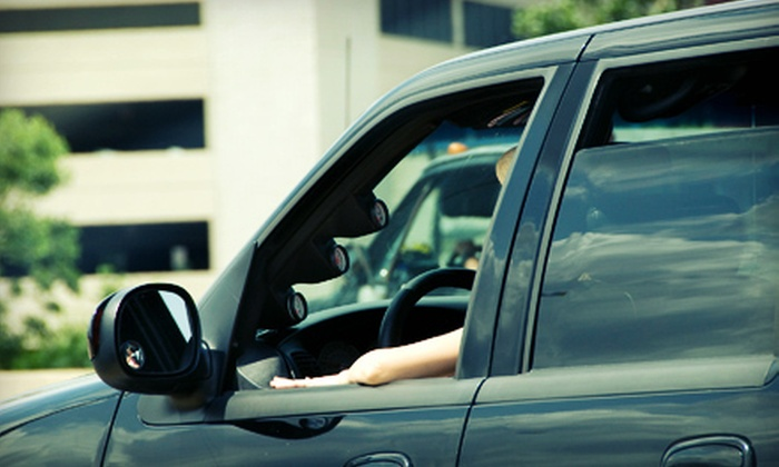 Tint and Audio Express - Tampa Bay Area: Mobile Tinting for Two or Five Car Windows or Seven or Nine SUV Windows from Tint and Audio Express (Up to 52% Off)