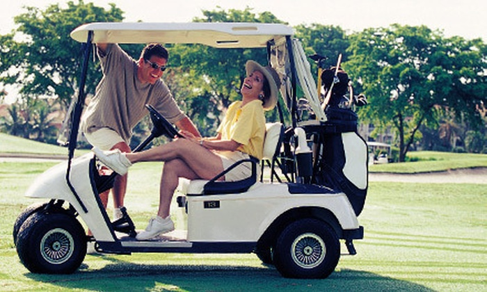 The Meadows Golf Club of Blue Island - Blue Island: 18-Hole Round of Golf for Two or Four Including Cart Rental at The Meadows Golf Club of Blue Island (Up to 58% Off)