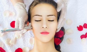 Facelogic Spa: Signature or Elite Facial with Microdermabrasion for One or Two at Facelogic Spa (Up to 74% Off)