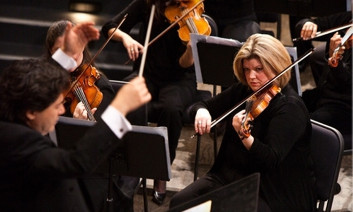 """Our City, Our Symphony"" presented by Alexandria Symphony Orchestra - Rachel M. Schlesinger Concert Hall & Arts Center: Alexandria Symphony Orchestra's ""Our City, Our Symphony"" Concert on February 9 or 10"