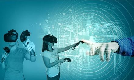 Session de réalité virtuelle de 40 min pour 1,2, 3, 4 personnes dès 12,90 € chez VR Infini