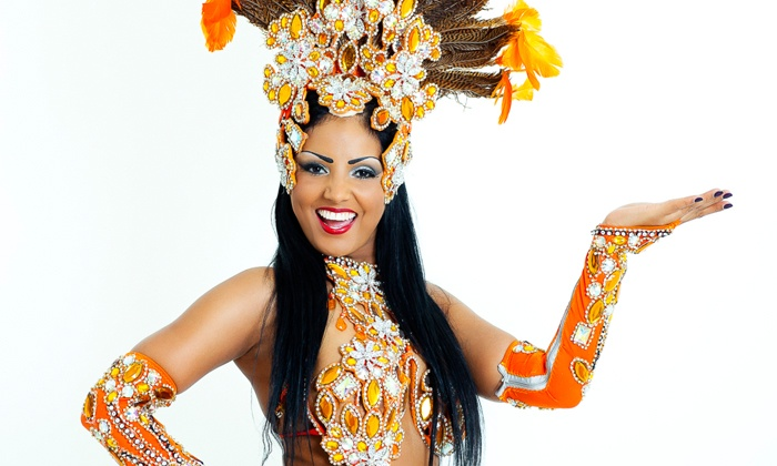 Mission 261 - San Gabriel: A Tahitian, Samba, and Glow Show and Dinner for One, Two, or Four at Mission 261 (Up to 53% Off)