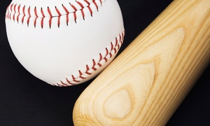 Cover All Bases: Batting Cage Visit with 20 or 40 Tokens at Cover All Bases (Up to 48% Off)