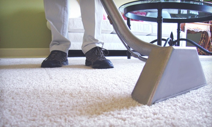 ENG Company - Dallas: Carpet Cleaning for Three Rooms and a Hallway or an Entire Home from ENG Company (Up to 82% Off)
