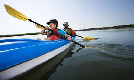 Up to 54% Off Boat Rental for 1,2 or 4. 2-5hrs at One World Adventure Company