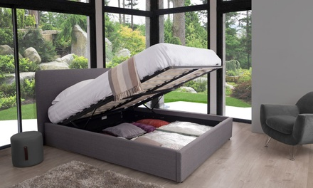 lit coffre henkel groupon shopping. Black Bedroom Furniture Sets. Home Design Ideas