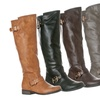 Riverberry Women's Mia Knee-High Riding Boots