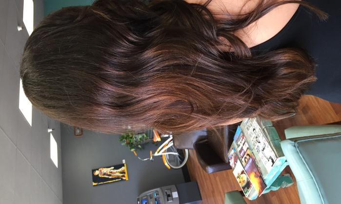 Inspire Salon-Taelar Mechem - Capitola: Up to 51% Off Women's Haircut at Inspire Salon-Taelar Mechem