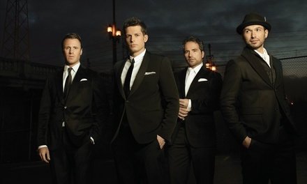 Christmas with the Tenors at Queen Elizabeth Theatre on December 2 at 8 p.m. (Up to 49% Off)