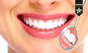 Nicola Paoleschi (Firenze): Visita odontoiatrica con pulizia dei denti e sbiancamento LED. Valido in 5 sedi