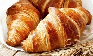Boulangerie De La Bonne Fontaine: Croissants, pains au chocolat, pains et chouquettes pour 2, 4 ou 6 dès 5,90 € à la Boulangerie De La Bonne Fontaine