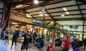 Crossfit En Fuego: Four Weeks of Fitness Classes at CrossFit En Fuego (65% Off)