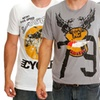 Beyond Destiny Biker Men's Graphic T-shirt